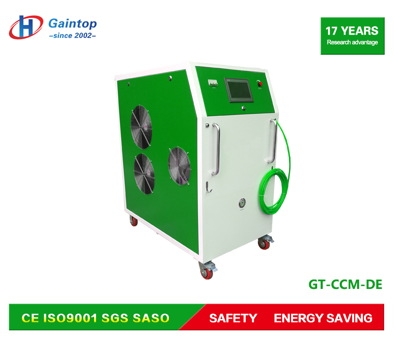 HHO Carbon Cleaning Machine-HHO Gas Oxy Hydrogen Car Engine Carbon Cleaning Machine